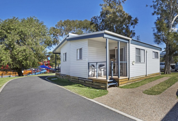 BIG4EastBeachKiama Norfolk Cabins 35 40