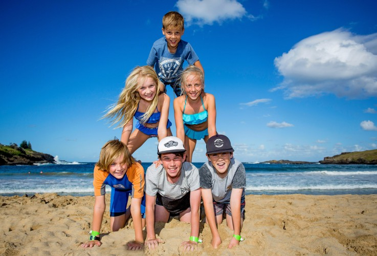 Family Holidays Easts Beach Kiama