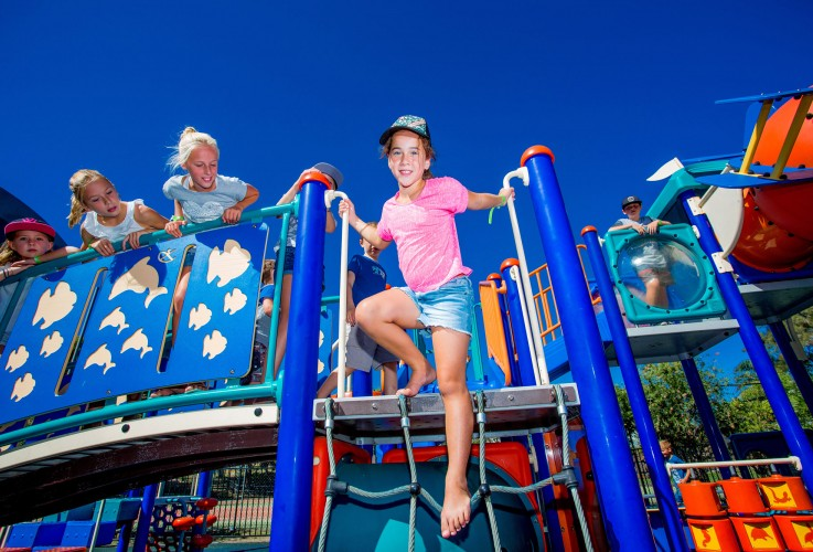 Easts Kiama Playground