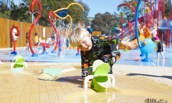 BIG4 Easts Beach Kiama Waterpark fun for all ages