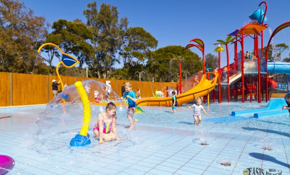 BIG4 Easts Beach Kiama Waterpark