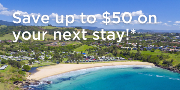 BIG4 Easts Beach Kiama Perks Plus membership